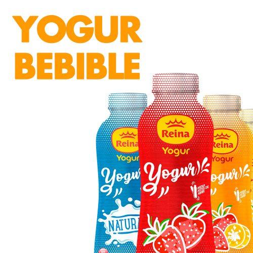 Yogur bebible - Reina